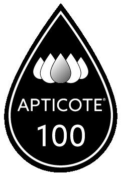 Apticote 100 hard chrome plating logo