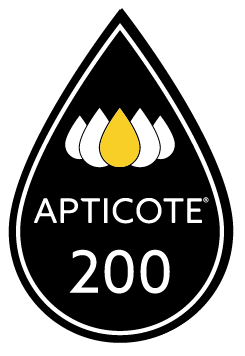 Apticote 200 polymer coatings logo