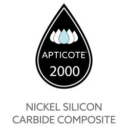 Apticote 2000 Nickel Silicon Ceramic for cylinder bore coating logo