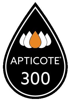 Apticote 300 anodising logo