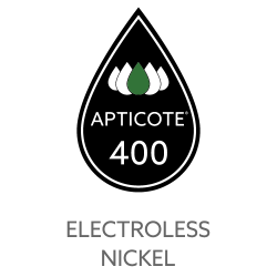 Apticote 400 electroless nickel logo