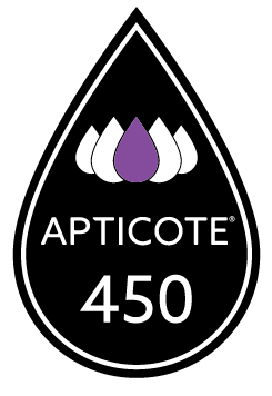 Apticote 450 nickel polymer composites logo