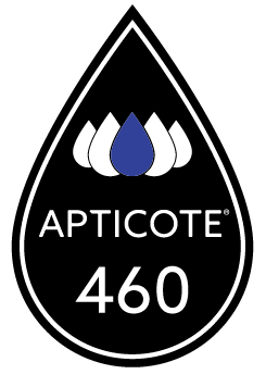 Apticote 460 nickel composites coating logo