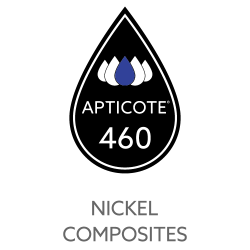 Apticote 460 nickel composites logo