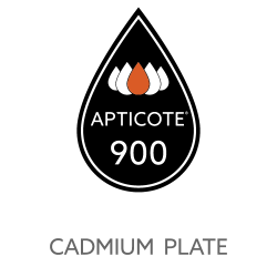 Apticote 900 cadmium plating logo