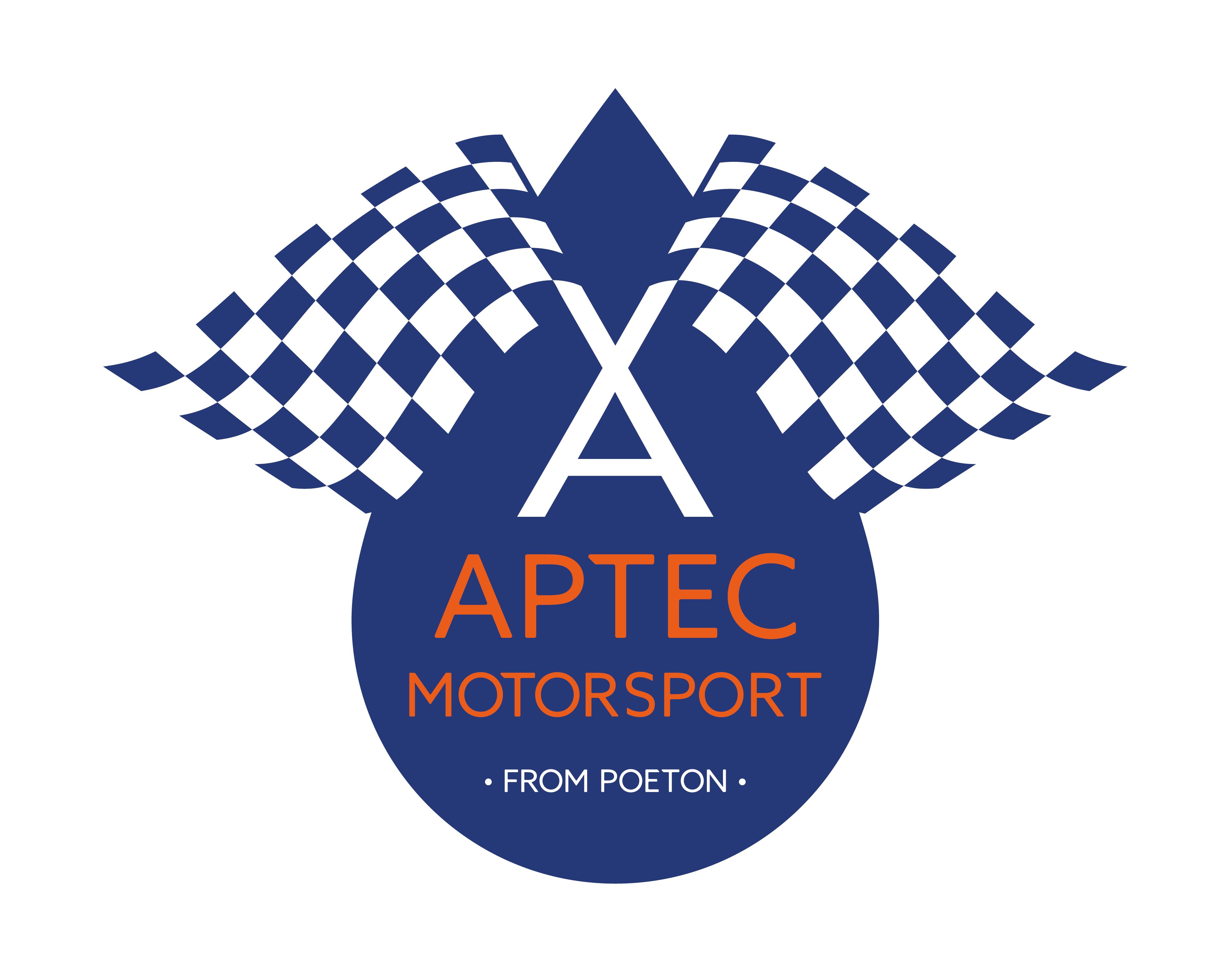 Aptec motorsport logo